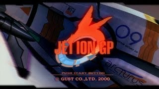 Jet Ion GP Retrospective Gameplay Video PS2 (HD)