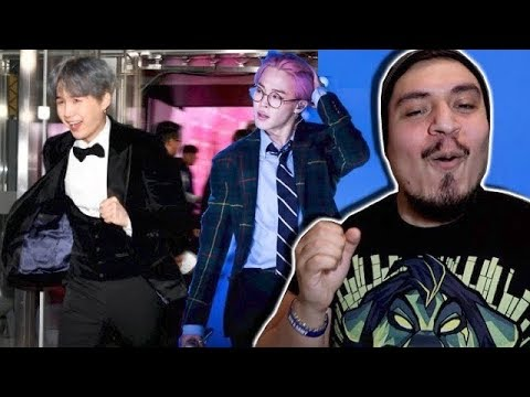 BTS Funny and Cute Moments Seoul Music Awards 2019 REACTION