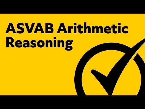 Best ASVAB Arithmetic Reasoning Help - Study Guide
