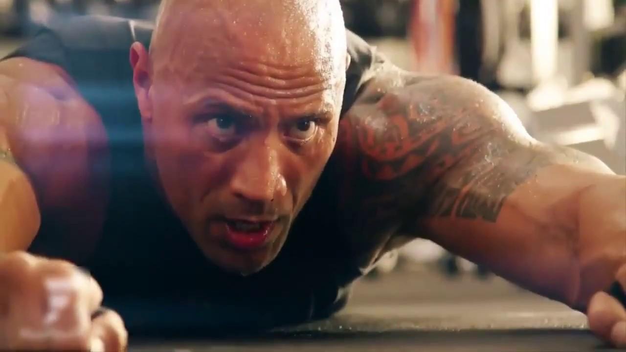 Best Workout Music Mix 2017 John Cena vs The Rock Gym Motivation