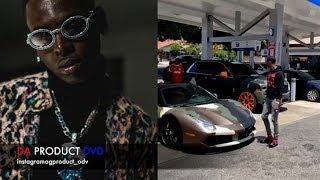 Youngdolph Shot In Cali Tell Tmz Suck His D*ck Keyglock Robbed In Atlanta..DA PRODUCT DVD