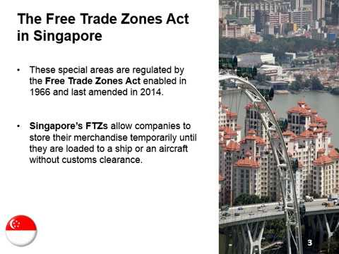 Free Zones in Singapore