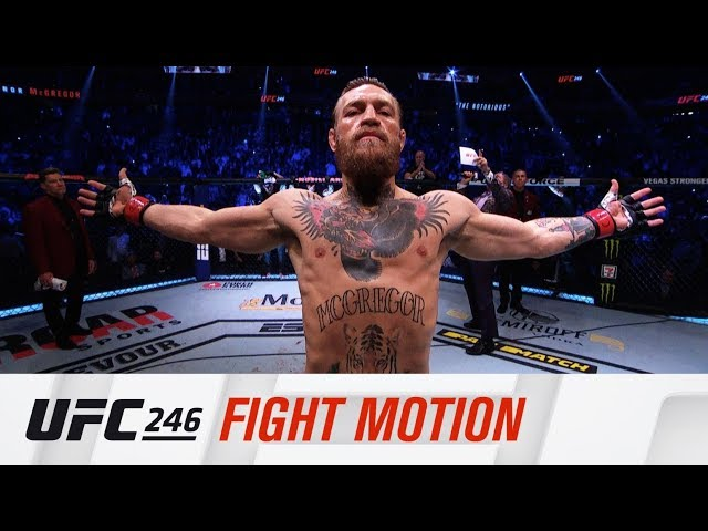 UFC 246: Fight Motion