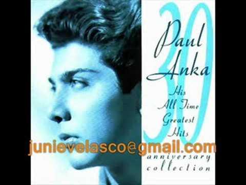Paul Anka - I Love You Baby