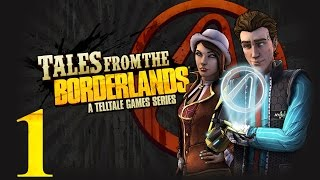 Tales from the Borderlands Episode 1: Zer0 Sum Walkthrough HD - Part 1