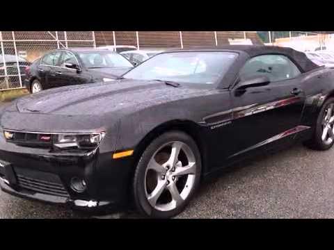 2014 Chevrolet Camaro LT RWD V6 Auto w/ Remote Start - YouTube