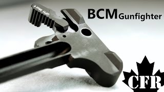 BCM Gunfighter Mod 4 Charging Handle Review