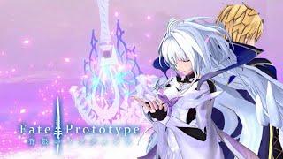 【Fate/Grand Order Arcade】もう1人の騎士王と花の魔術師。アーケードにてついに夢の共闘!!【Arthur&Merlin】【FGOAC】【FGOアーケード】