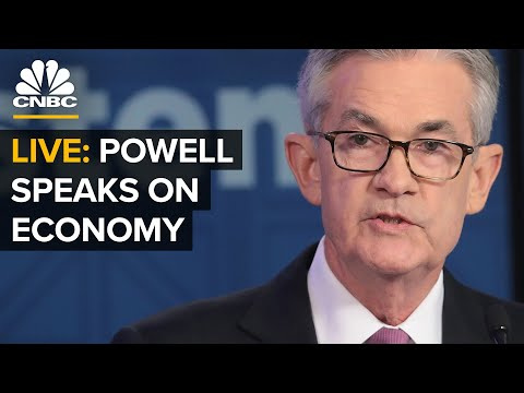 WATCH LIVE: Fed Chair Jerome Powell live in a Q&A on the economy —1/14/21