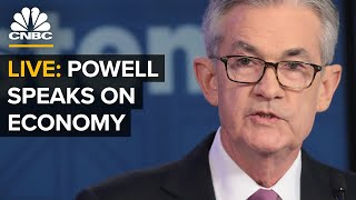 WATCH LIVE: Fed Chair Jerome Powell live in a Q&A on the economy — 1/14/21