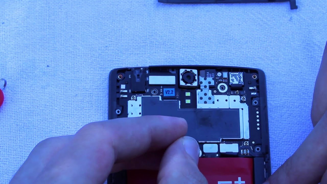 How To Make Your OnePlus One Battery Removable - YouTube
