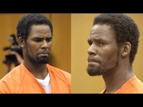R Kelly ARRESTED on Criminal Sexual Abuse Charges Mp3