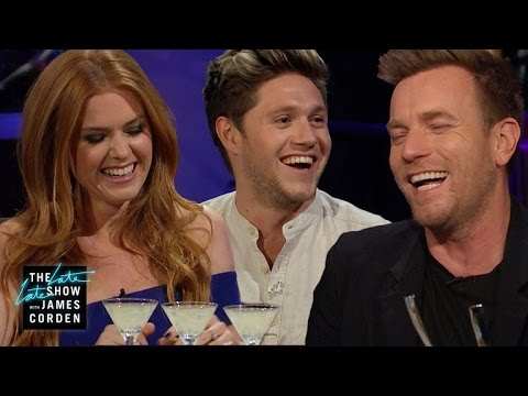 Spill Your Guts or Fill Your Guts w Niall Horan, Ewan McGregor  Isla Fisher