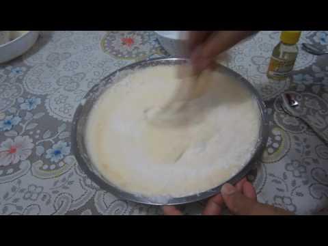 como se prepara una torta fria de guanabana