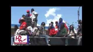 Haiti-Politique: Des manifestants pro Aristide dans les rues de Port-au-Prince
