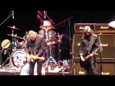 GRAND FUNK RAILROAD- Live part I at L.E.A Laredo, TxX, 8-19-2016