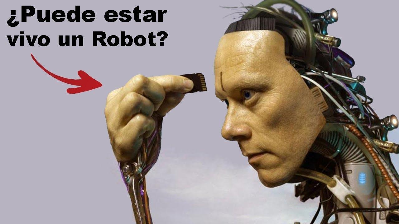 ¿Puede un Robot estar Vivo?