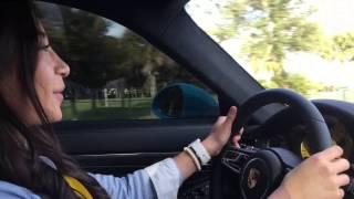 Test drive in the 2017 Porsche 911 Turbo S with Daniela @ Porsche West Broward
