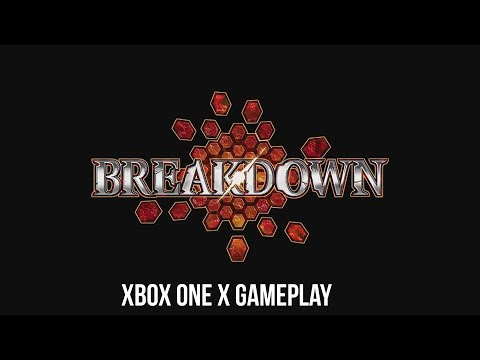 Breakdown Xbox One X Gameplay (1080p/60FPS)