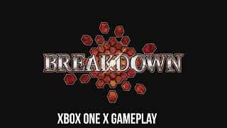 Breakdown Xbox One X Gameplay (1080p/60FPS)