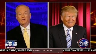 Full Video: Trump Interview with Bill O'Reilly, May 23, 2016