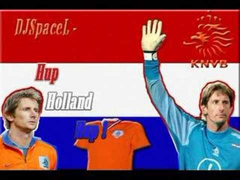Hup Holland Hup Remix - DJSpaceL