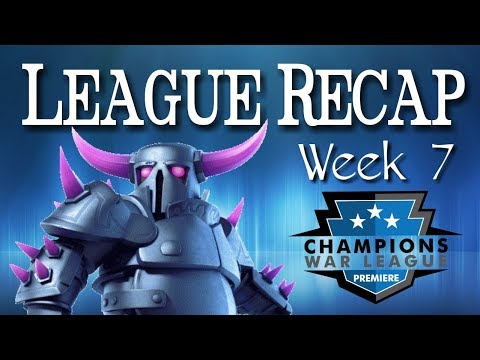 CWL Premiere League Recap | Defeating the Undefeated | Week 7