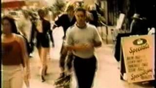 1998 - Mats Sundin Nike Commercial (Rollerblading on Street)