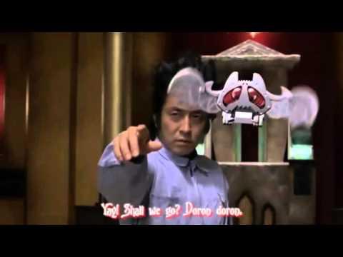 TETRA-FANG Supernova Henshin MV