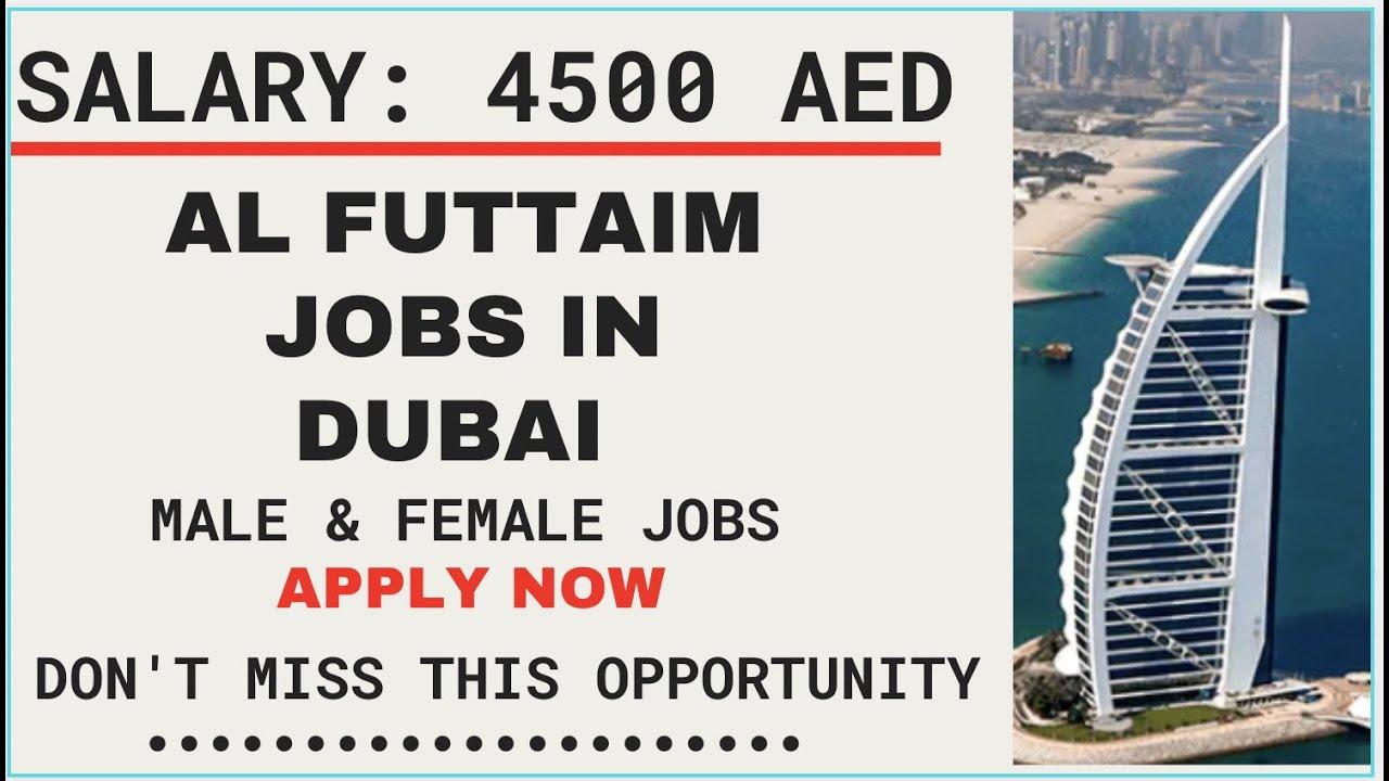Dubai Al Futtaim Vacancies Open Now, Hiring All Professionals For Dubai || Apply From Home Now