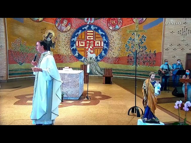 Santa Missa Dominical | 18/04/2021
