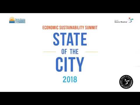 City of Santa Monica, State of the City 2018