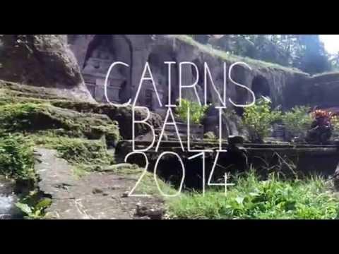 Cairns - Bali / Décembre 2014