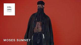 Moses Sumney - Cut Me   A COLORS SHOW