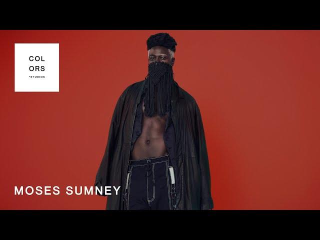 Moses Sumney - Cut Me | A COLORS SHOW