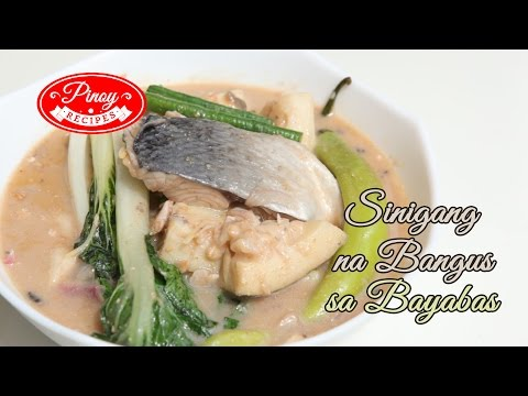 Sinigang na Bangus Pinoy Recipe : How to cook Sinigang na Bangus sa Bayabas | Pinoy Recipes