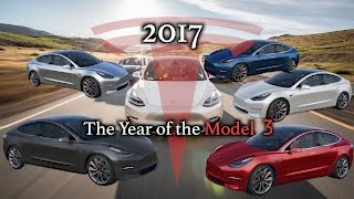 The Year of Model 3!