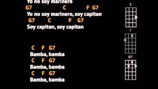 la bamba - ukeboogie singalong