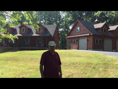 28' x 52' Mountaineer Deluxe Testimonial - Fred Eibling