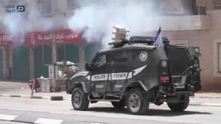 مصر العربية | إصابات خلال مواجهات مع الجيش الإسرائيلي في الضفة الغربية