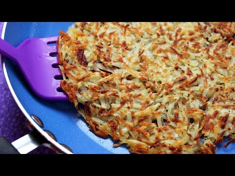 Hash Browns - Perfect Every Time!