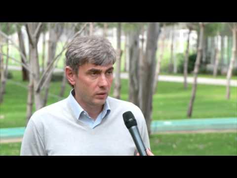 Интервью Сергея Галицкого на сборах ФК «Краснодар» в Турции