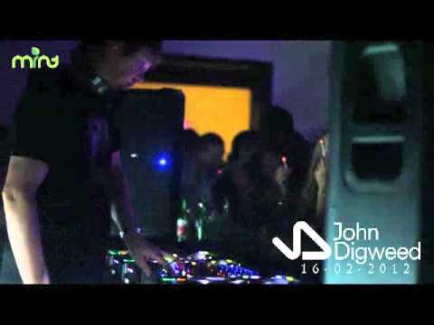 Mint Club Bali presents John Digweed