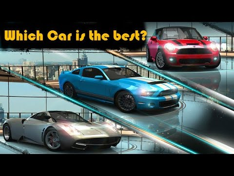 nitro nation best cars for each level Nitro Nation Drag Racing which car is the best - YouTube