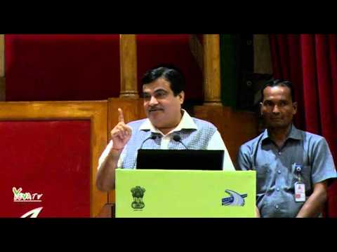 Shri Nitin Gadkari speech at National Conference on Green Highways Policy 2015