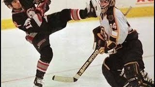 Top10 Sports | Biggest Ice hockey fights of all time