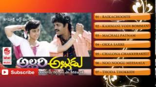 Telugu Hit Songs | Allari Alludu Movie Songs | Nagarjuna, Nagma, Meena