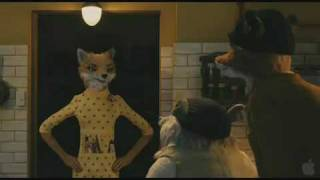 Making Fantastic Mr. Fox