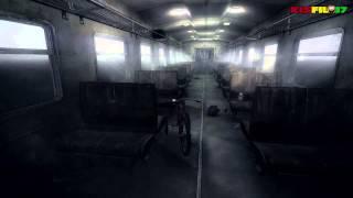 """The Train 2013 (Поезд) - PC Gameplay - Indie Horror """"Sergey Noskov"""" (GTX 560, Q6600) (HD)"""