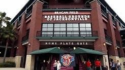 Jacksonville Jumbo Shrimp Baseball - AA Minor League - August 2017
